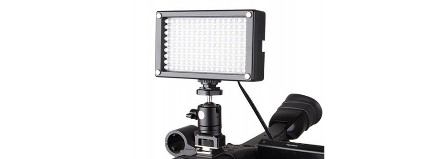 Iluminação Para Cameras